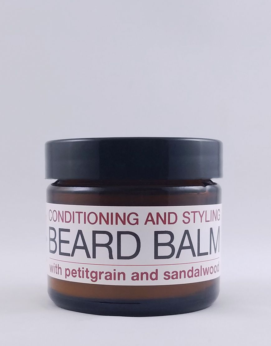 AromaCare™ Petitgrain and Sandalwood Beard Balm