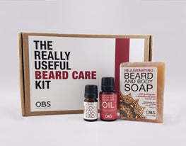 AromaCare™ The Really Useful Beard Care Kit