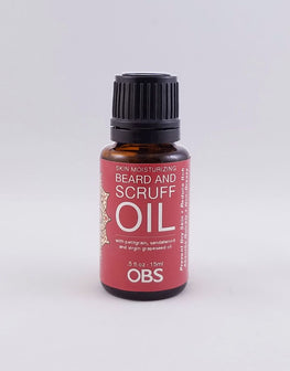 AromaCare™ Petitgrain and Sandalwood Beard Oil