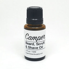 Lifestyle Line™ Camper Beard and Scruff Oil