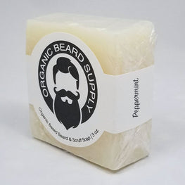 Lifestyle Line™ Peppermint Beard and Body Soap