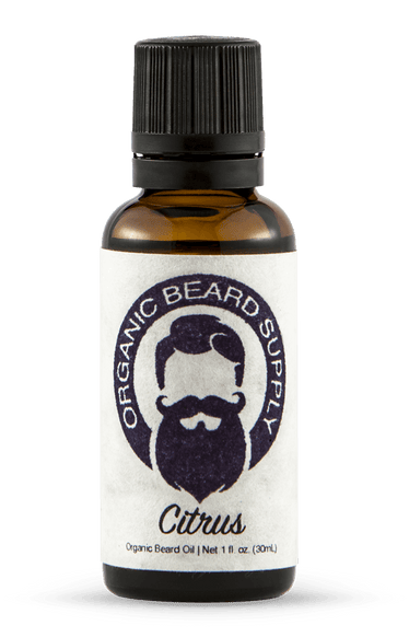 Citrus Organic Beard Oil