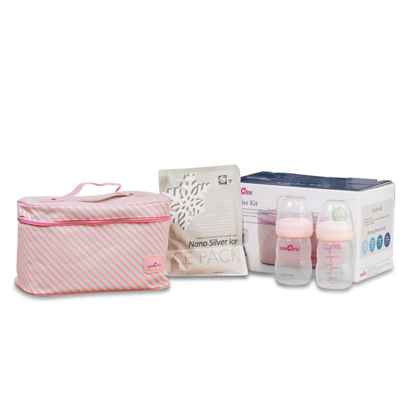 Spectra Insulated Breastmilk Cooler Kit