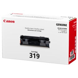 Canon CART-319 Black Toner Cartridge - 2,100 pages - Out Of Ink
