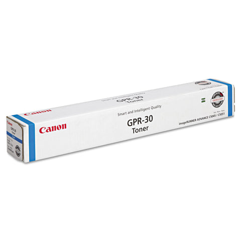 Canon TG45 GPR30 Cyan Toner - Out Of Ink