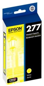 Epson 277 Yellow Ink Cartridge - Out Of Ink