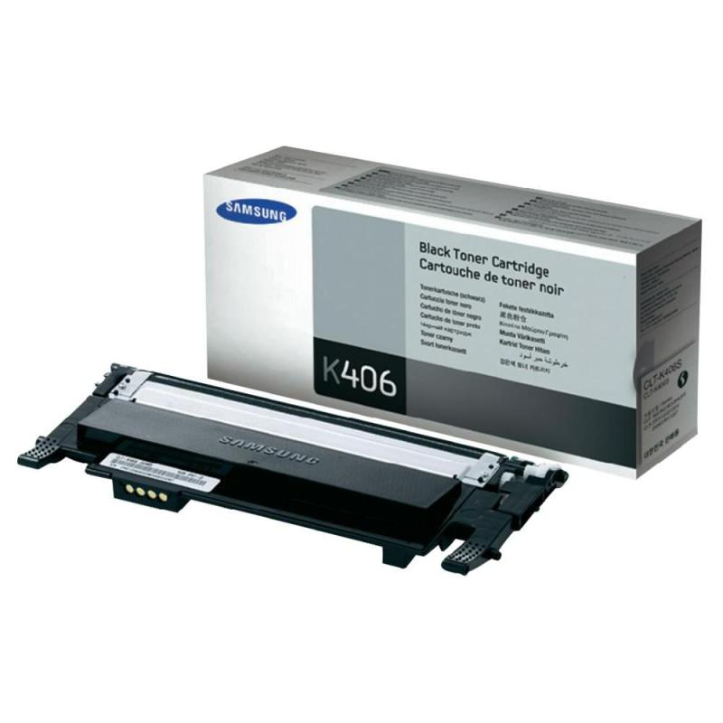 Samsung CLP360 / CLP365 / CLX3300 / CLX3305 Black Toner - 1,500 pages - Out Of Ink