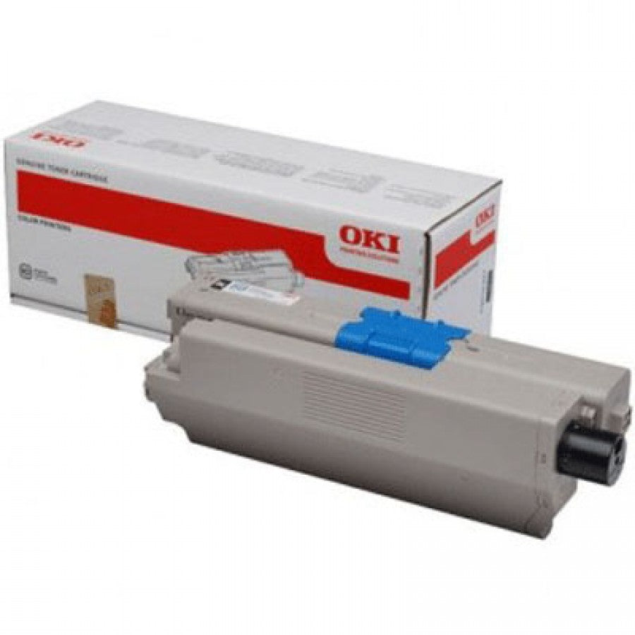 Oki C301 Black Toner - Out Of Ink