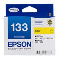 Epson T1334 (133) Yellow Ink Cartridge - 300 pages - Out Of Ink