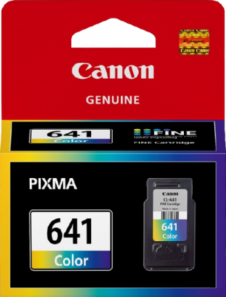 Canon CL641 Colour Ink Cartridge - 180 pages - Out Of Ink