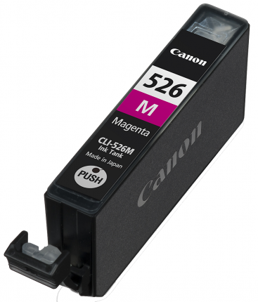 Canon CLI-526 Magenta Ink Cartridge  - 437 pages - Out Of Ink