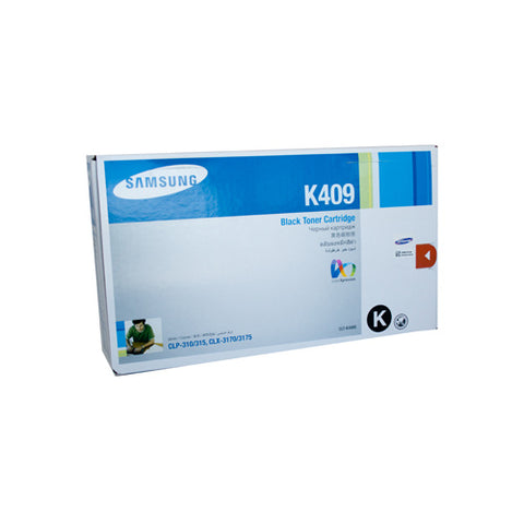 Samsung CLP-310 / CLP-315 / CLX-3170 / CLX-3175 Black Toner Cartridge - 1,500 pages @ 5%