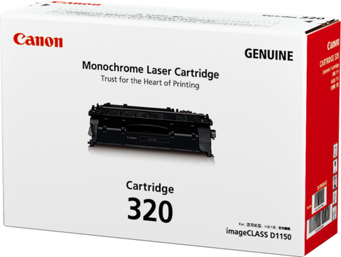 Canon CART320 Black Toner Cart - Out Of Ink