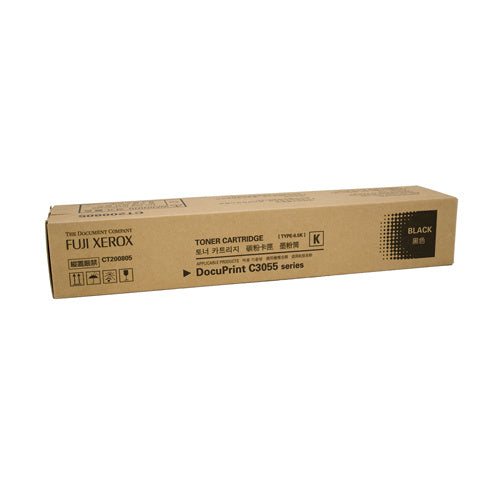 Xerox DocuPrint C3055DX Black Toner Cartridge - 6,500 pages - Out Of Ink