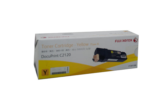 Xerox DocuPrint C2120 Yellow Toner Cartridge - 3,000 pages - Out Of Ink