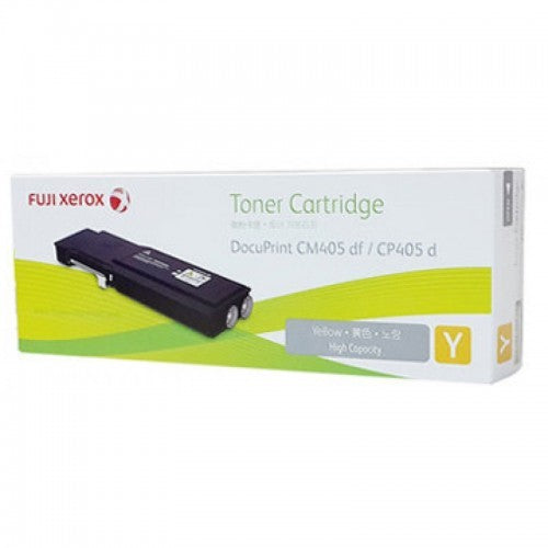 Fuji Xerox CT202036 Yell Toner - Out Of Ink