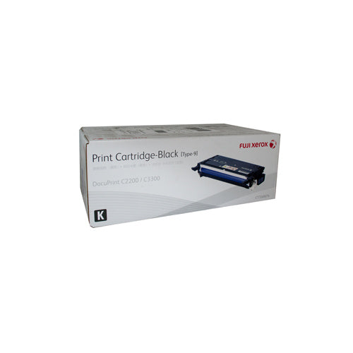 Xerox DocuPrint C2200 Black Toner Cartridge - 9,000 pages - Out Of Ink
