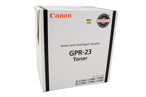 Canon (GPR-23) IRC-2880 / 3380 Black Copier Toner  - 26,000 pages - Out Of Ink