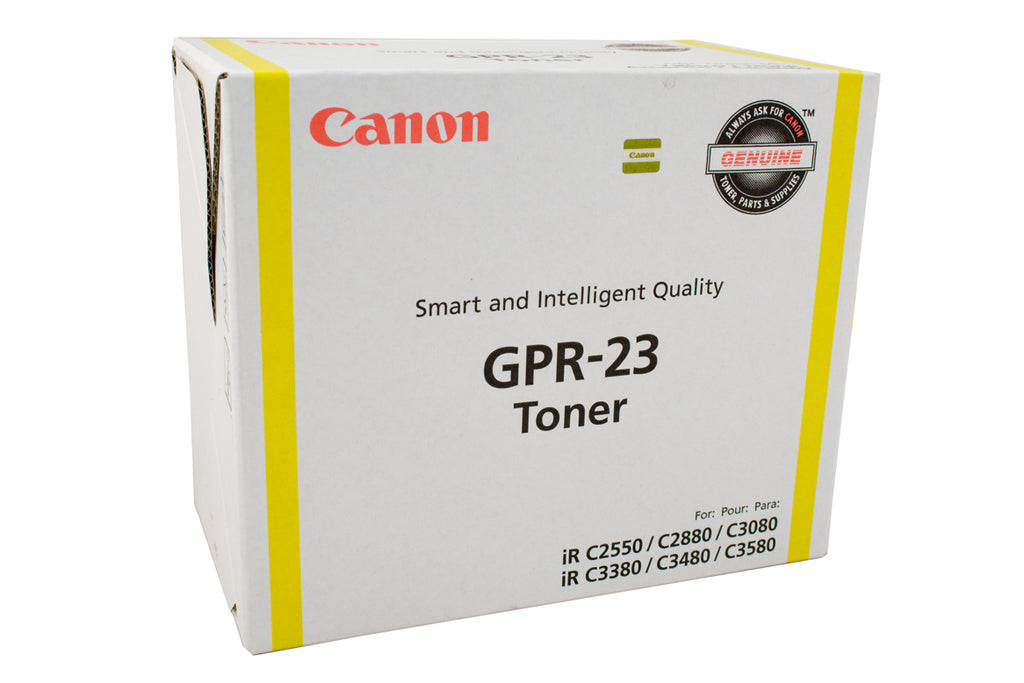 Canon (GPR-23) IRC-2880 / 3380 Yellow Copier Toner - 14,000 pages - Out Of Ink