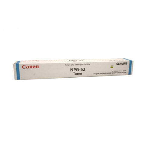 Canon TG52C Cyan Toner - Out Of Ink