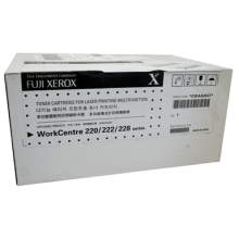 Xerox WorkCentre 220 / 222 / 228 Toner Cartridge - 6,000 pages (Twin Pack) - Out Of Ink