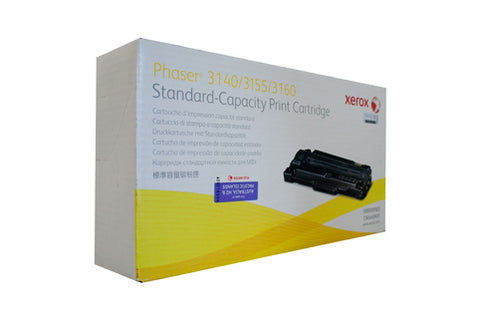 Xerox Phaser 3155 / 3160N / P3155 / P3160 Toner Cartridge - 2,500 pages - Out Of Ink