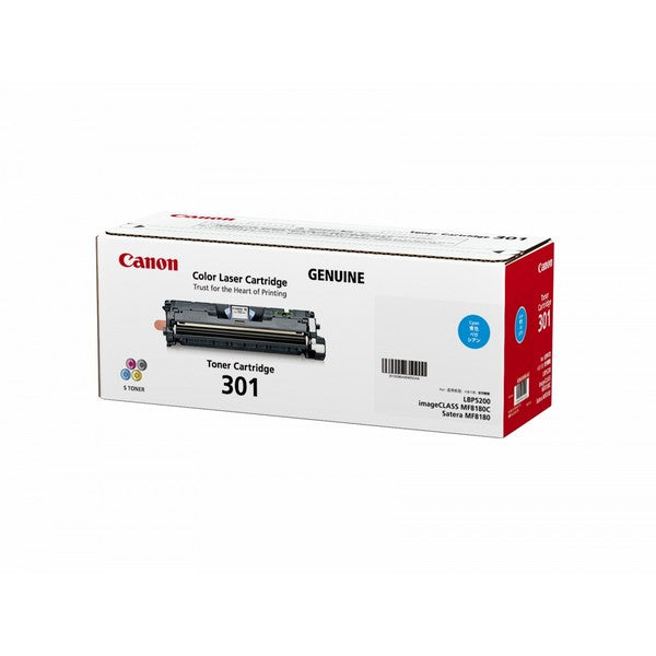Canon LBP 5200 / MFC 8180 Cyan Toner Cartridge - 4,000 pages - Out Of Ink