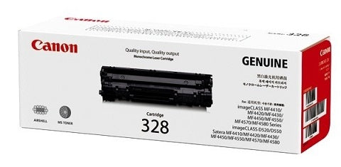 Canon CART-328 Toner Cartridge - 2,100 pages - Out Of Ink