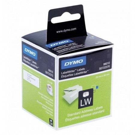 Dymo Address Label 28mm x 89mm - Out Of Ink
