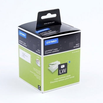 Dymo Address Label 36mm x 89mm - Out Of Ink