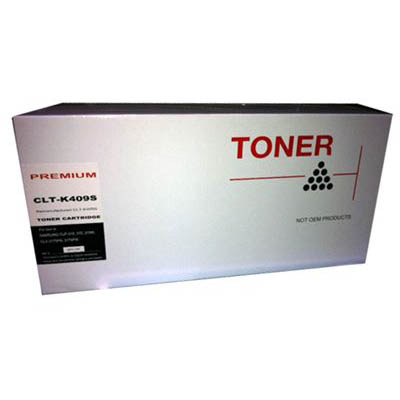 Reman Samsung 409K Black Toner - Out Of Ink