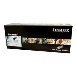 Lexmark E450 Prebate Toner Cartridge - 11,000 pages