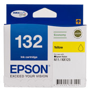 Epson T1324 (132) Yellow Ink Cartridge - 200 pages - Out Of Ink