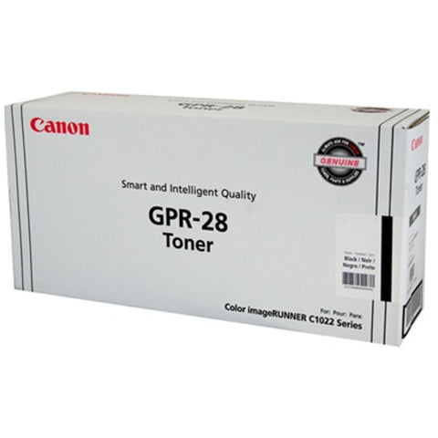 Canon (GPR-28) IRC-1021 Black Copier Toner - 6,000 pages - Out Of Ink