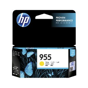 HP #955 Yellow Ink L0S57AA - Out Of Ink
