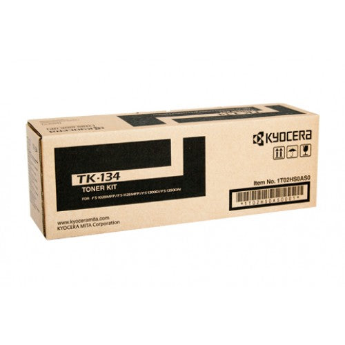 Kyocera FS-1300D / 1350DN Toner Cartridge - 7,200 pages - Out Of Ink