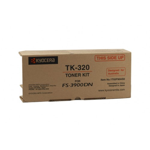 Kyocera FS-3900DN / 4000DN Toner Cartridge - 15,000 pages @ 5% - Out Of Ink