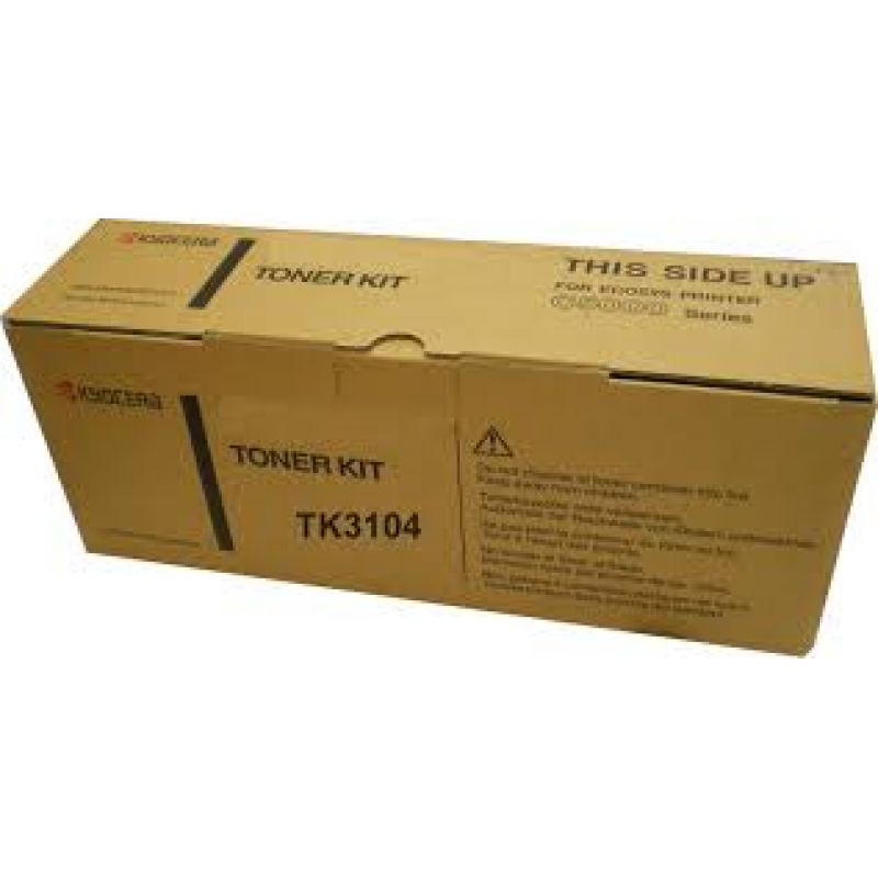 Kyocera TK3104 Black Toner - Out Of Ink