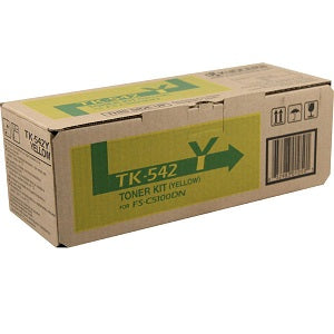 Kyocera FS-C5100DN Yellow Toner Cartridge - 4,000 pages - Out Of Ink