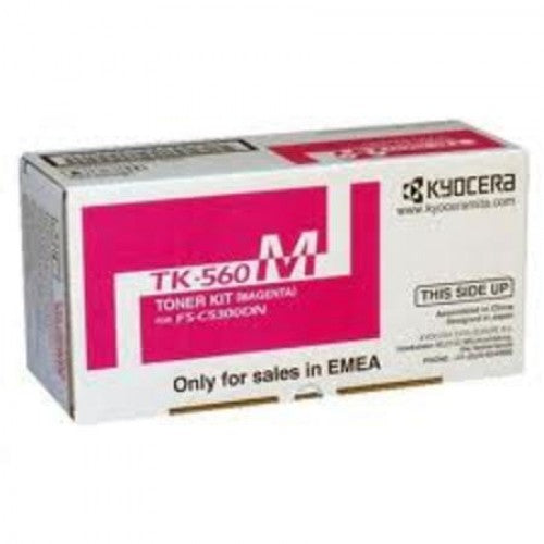Kyocera FS-C5300DN Magenta Toner Cartridge - 10,000 pages - Out Of Ink