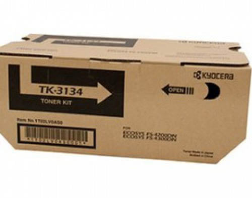 Kyocera TK3134 Black Toner - Out Of Ink
