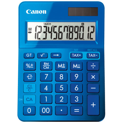 Canon LS123MBL Calculator - Out Of Ink
