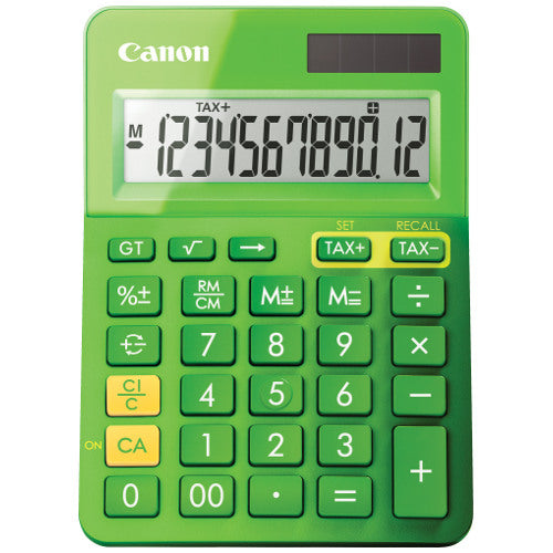 Canon LS123MGR Calculator - Out Of Ink
