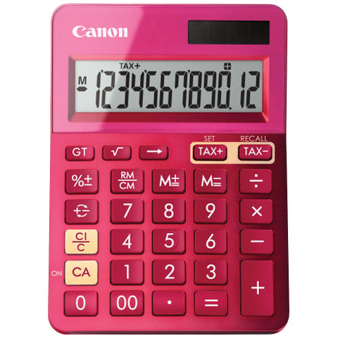 Canon LS123MPK Calculator - Out Of Ink