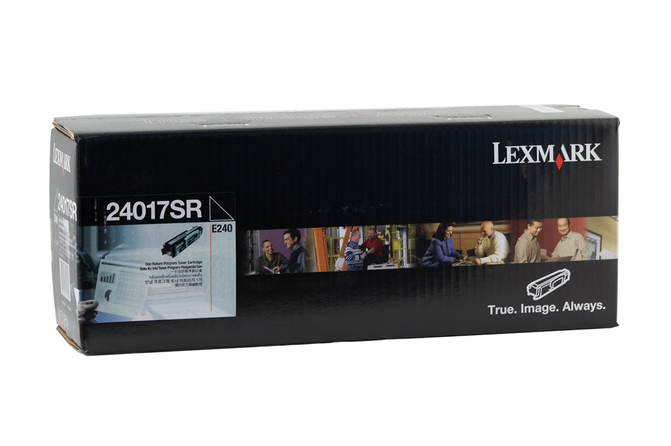 Lexmark E240 Prebate Toner Cartridge - 2,000 pages - Out Of Ink