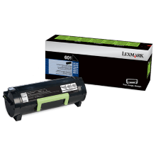 Lexmark 603 Black Toner - Out Of Ink