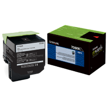Lexmark 708HK HY Black Toner - Out Of Ink
