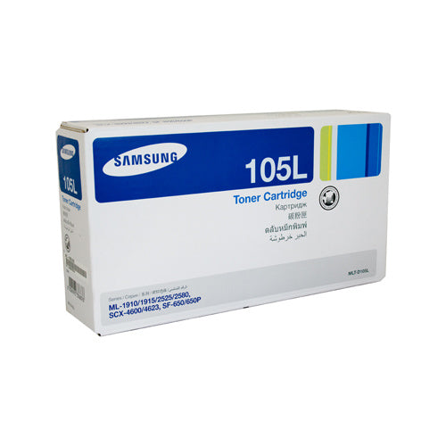 Samsung Toner ML-2580N / SCX-4623F High Yield Toner Cartridge - 2,500 pages - Out Of Ink