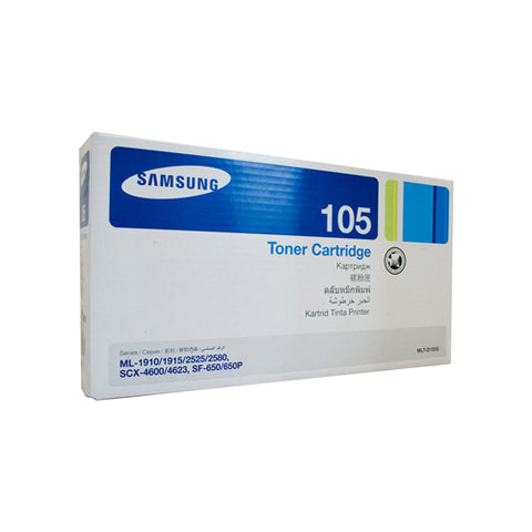 Samsung Toner ML-2580N / SCX-4623F Toner Cartridge - 1,000 pages - Out Of Ink