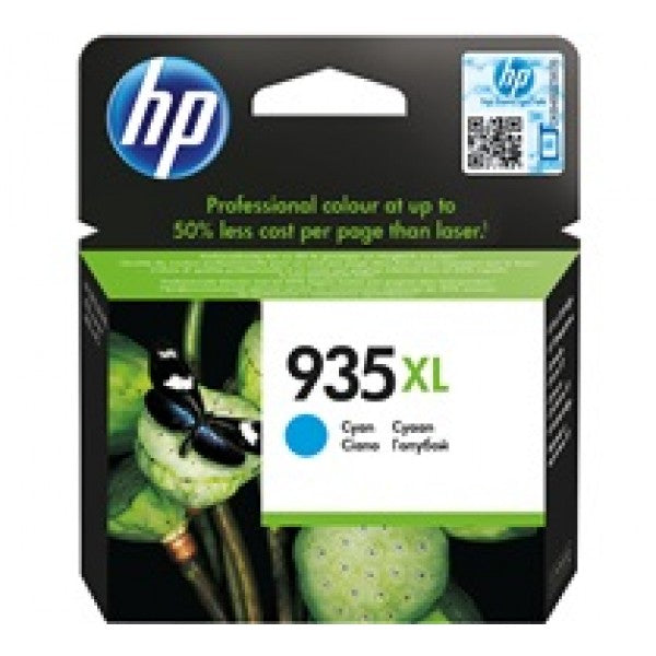 HP #935 Cyan XL Ink C2P24AA - Out Of Ink